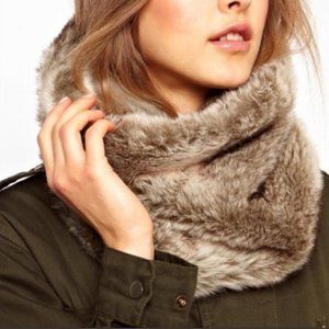 Madewell - 1937 Faux Fur Snood